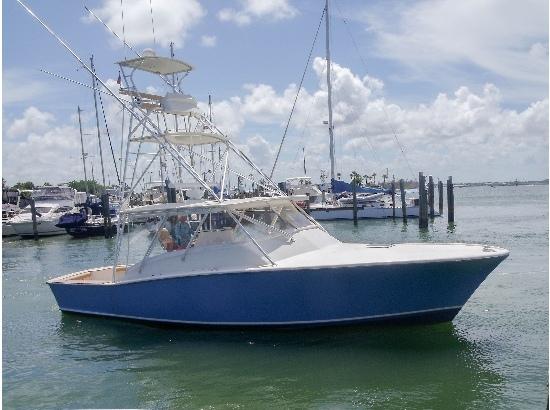 1996 East Bay Boat Works Custom