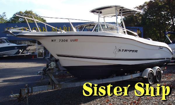 2004 Seaswirl Striper CC
