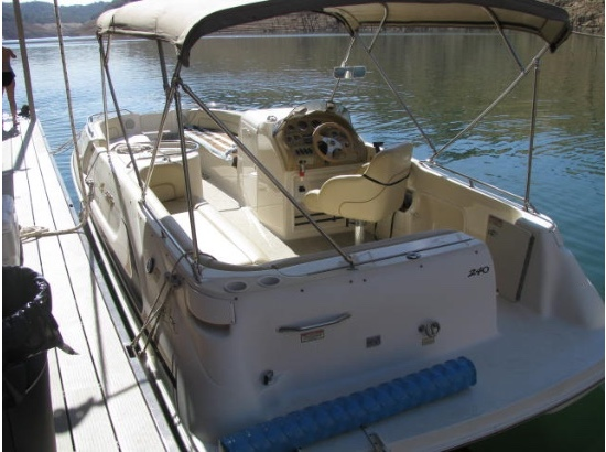 1999 Sea Ray 240 Sundeck Boats For Sale
