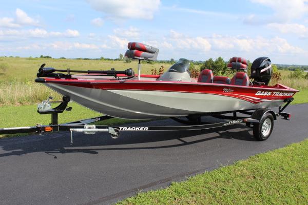 2012 Tracker 175 Pro Team