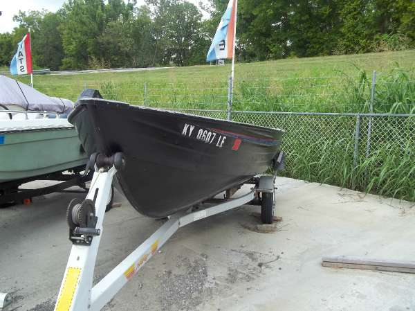 1989 Astro Boats VJ