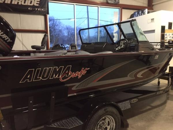 2016 Alumacraft Edge 175 Sport