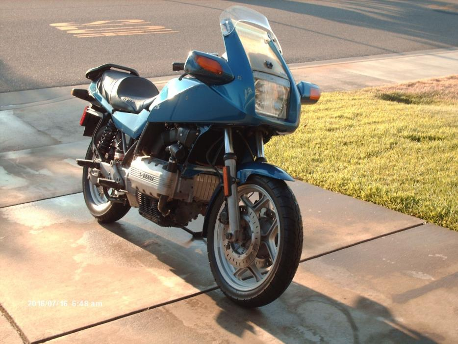 1985 Bmw K100rs Motorcycles For Sale