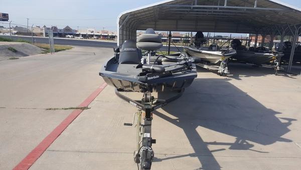 2012 Alumacraft Pro 185