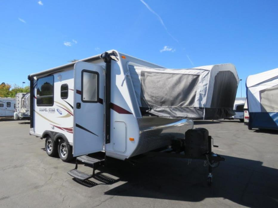 2014 Starcraft Travel Star 186RD