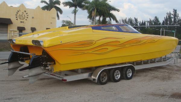 2012 Motion 40 Catamaran