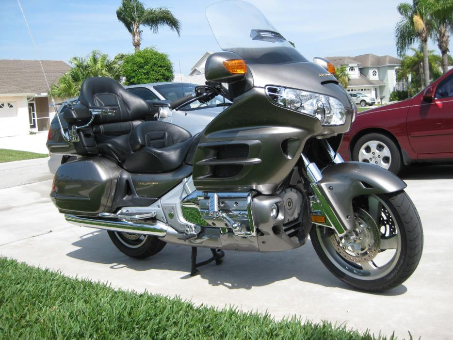 2004 Goldwing Titanium Motorcycles for sale