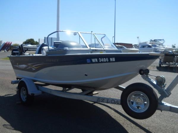2006 SMOKERCRAFT OSPREY DLX 16