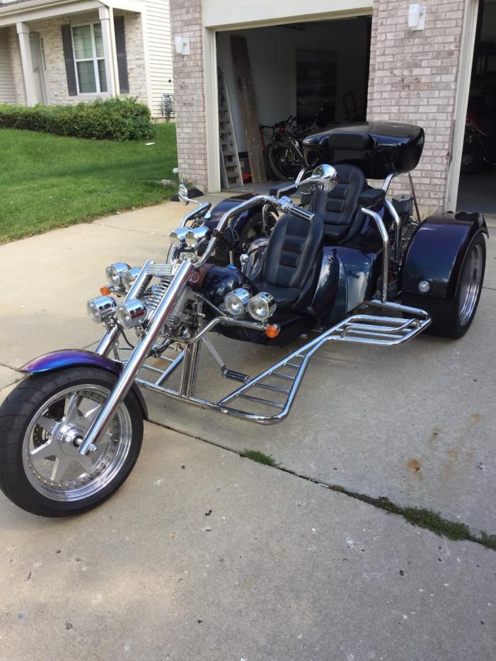 1988 Harley-Davidson FLHTC