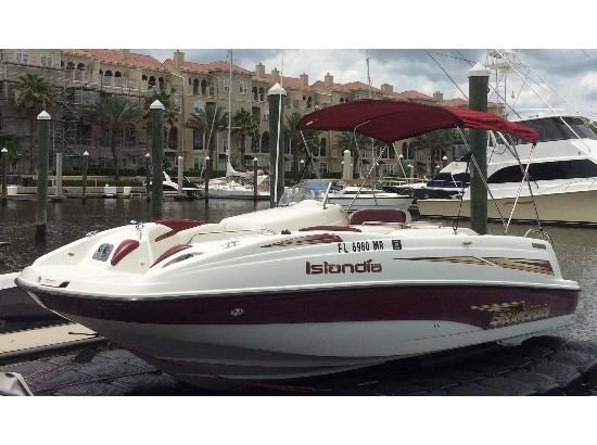 Sea Doo Islandia Boats for sale