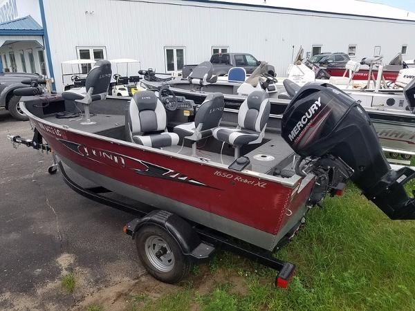 2013 Lund 1650 Rebel XL Sport