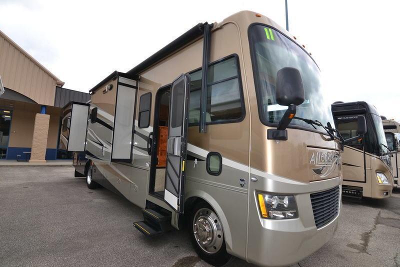 2011 Tiffin Allegro 34 Tga Rvs For Sale