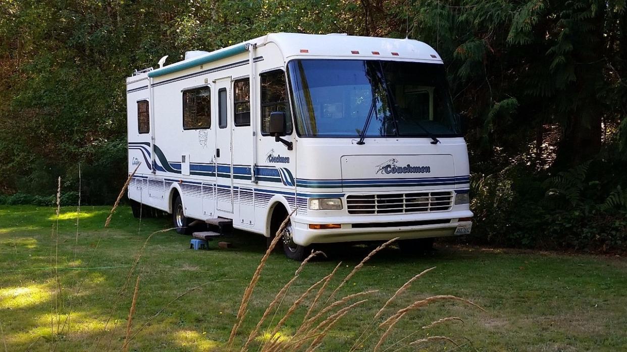 1996 Coachmen CATALINA 33