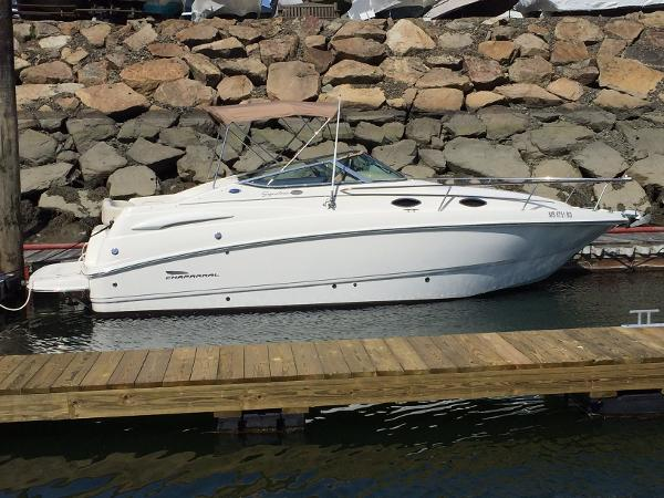 2004 Chaparral 240 Signature Cruiser