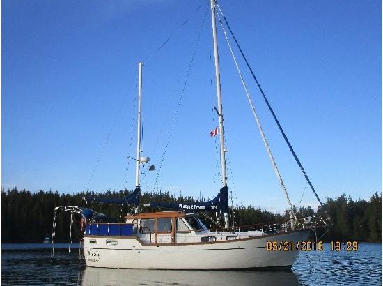 1984 Nauticat 33 Ketch