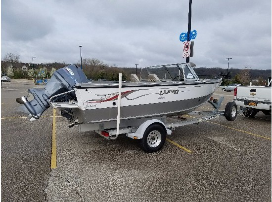 Lund Fisherman Boats for sale
