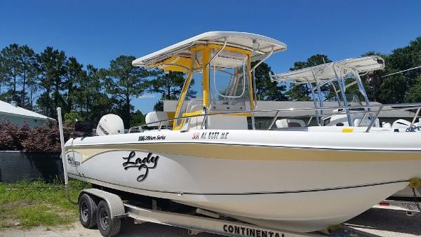 Carolina Skiff Sea Chaser 2100 Boats For Sale
