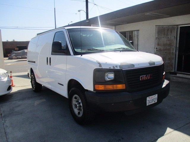 2005 Gmc Savana Cargo 2500  Van