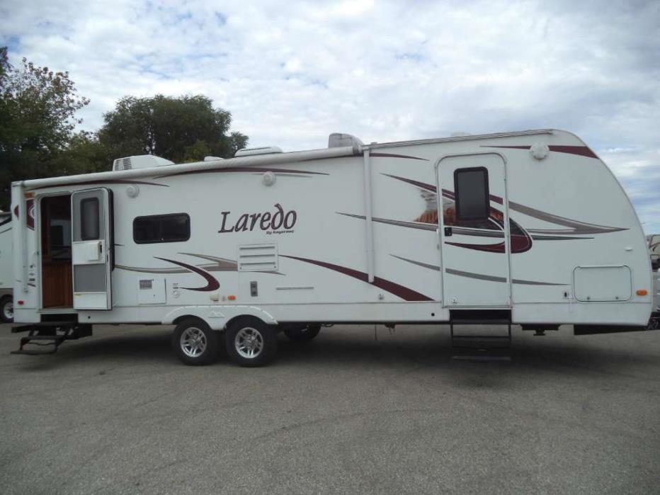 2010 Keystone Laredo 296RE