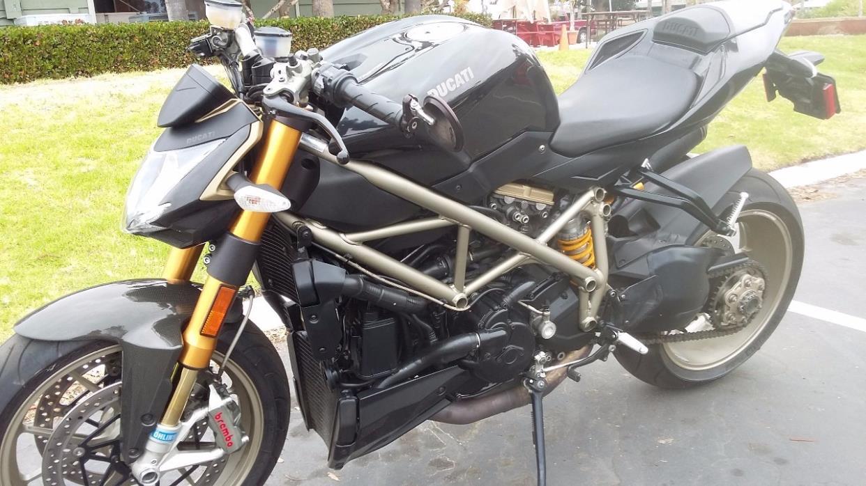 Ducati Streetfighter Kbb