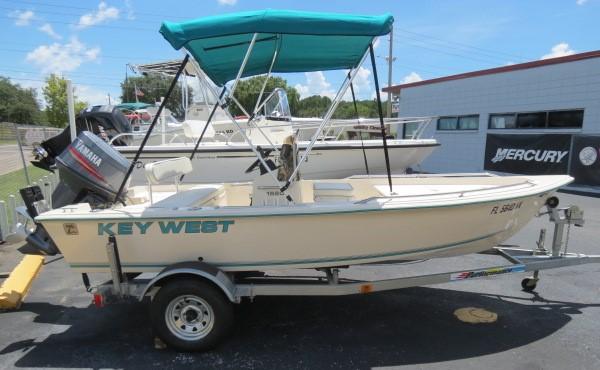 1998 Key West 1520