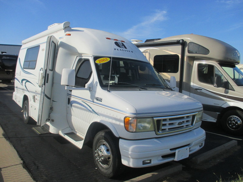 2003 Coachhouse PLATINUM 232XL