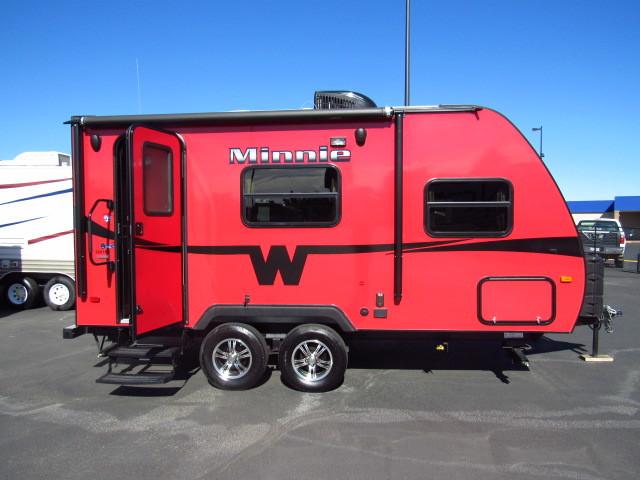 Winnebago Minnie 1801fb RVs for sale