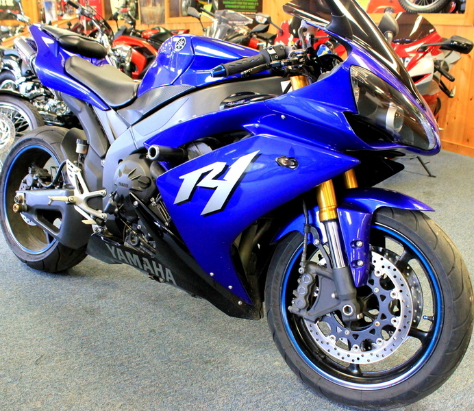 Yamaha R1 motorcycles for sale in Maine