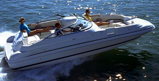 1998 Chris-Craft 230 Sport Deck