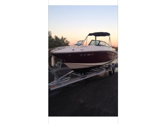 2007 Sea Ray 250 Select