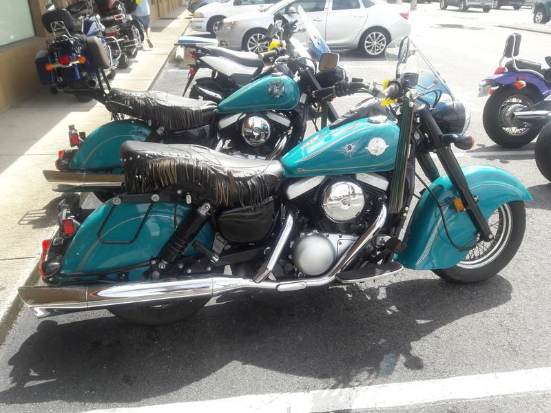 2000 Kawasaki DRIFTER 1500