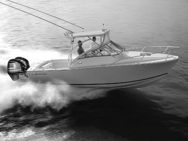 2017 Albemarle 27 express fisherman