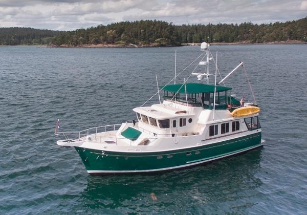 2005 Selene 50 Widebody Ocean Trawler