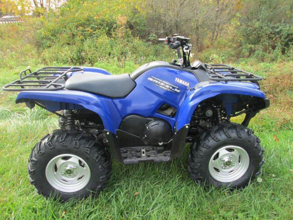 Yamaha grizzly 550 motorcycles for sale in wisconsin for 2014 yamaha grizzly 550 for sale