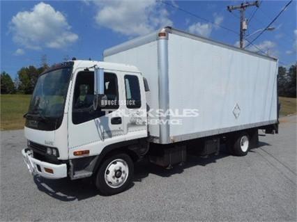 2003 Isuzu Frr  Box Truck - Straight Truck
