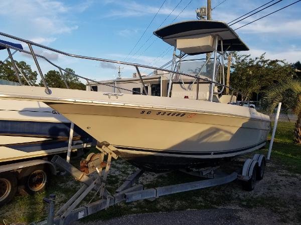 1988 Sea Ray Laguna 21 Center Console