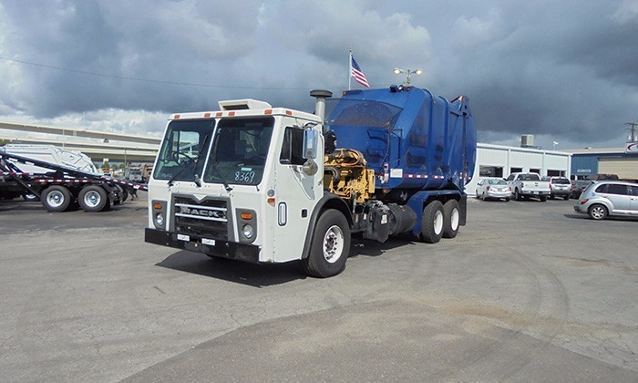Garbage Truck Power Wheels : Mack le cars for sale in tampa florida