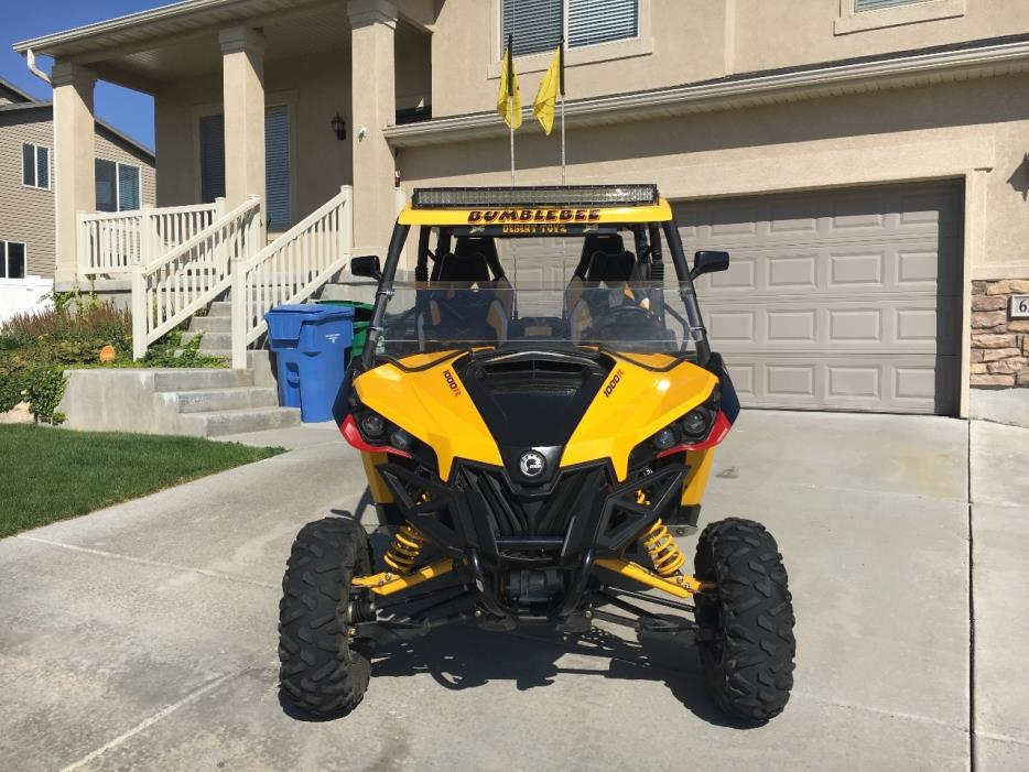 2014 Can-Am MAVERICK MAX X RS DPS 1000R