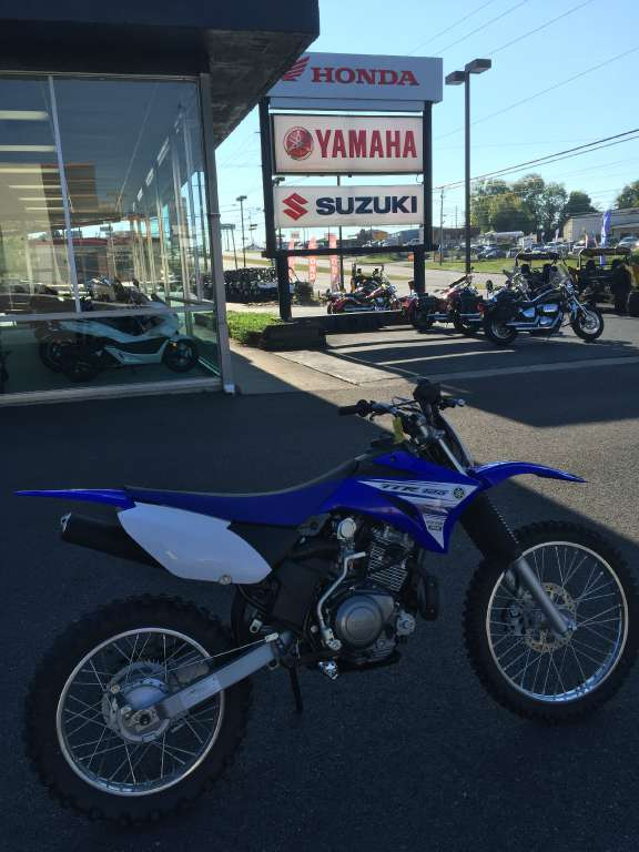 Yamaha tt motorcycles for sale in knoxville tennessee for Yamaha of knoxville