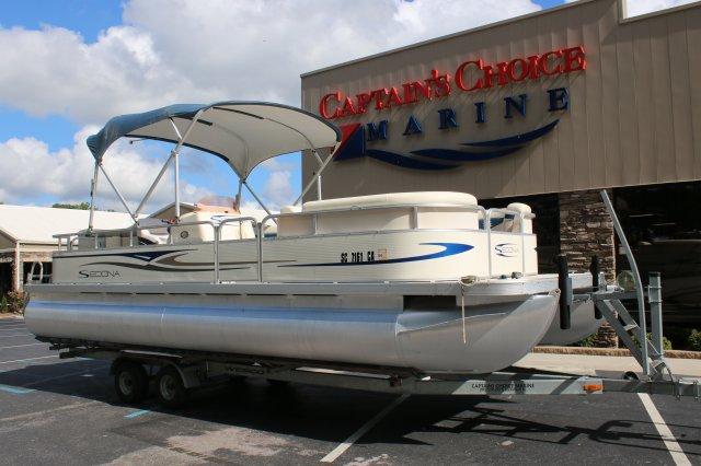 2008 Sedona LC25 Consignment Boat