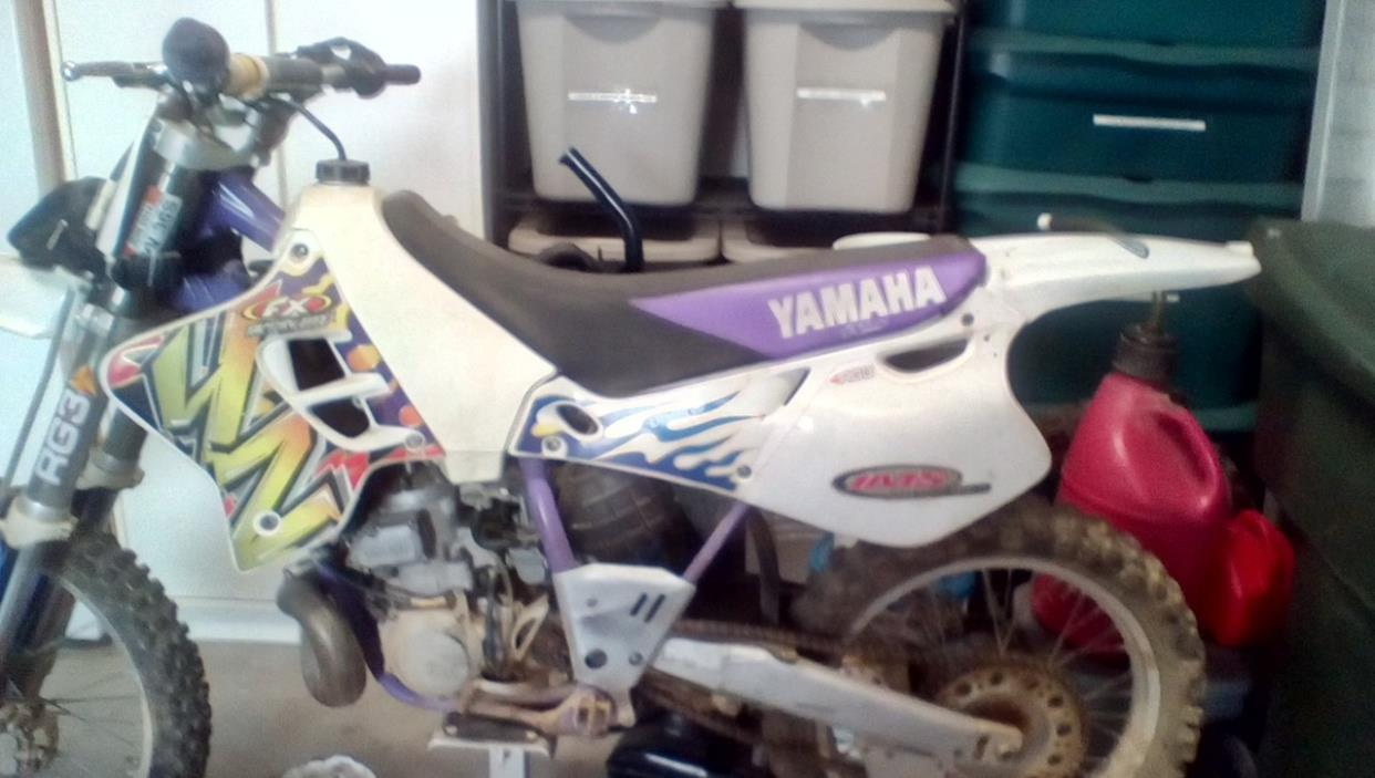 1995 Yamaha Yz 250 Motorcycles For Sale