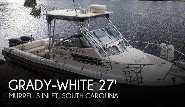 1999 Grady-White 272 Sailfish
