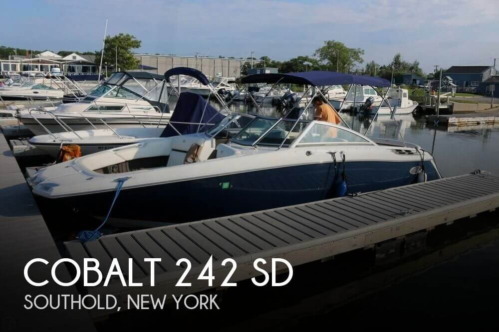 2013 Cobalt 242 SD