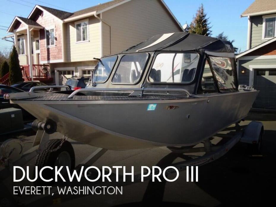 1994 Duckworth Pro III
