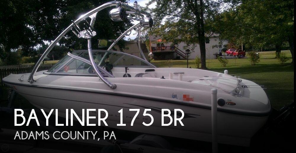 2009 Bayliner 175 BR