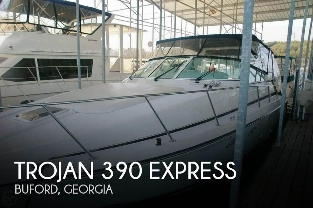 1996 Trojan 390 Express