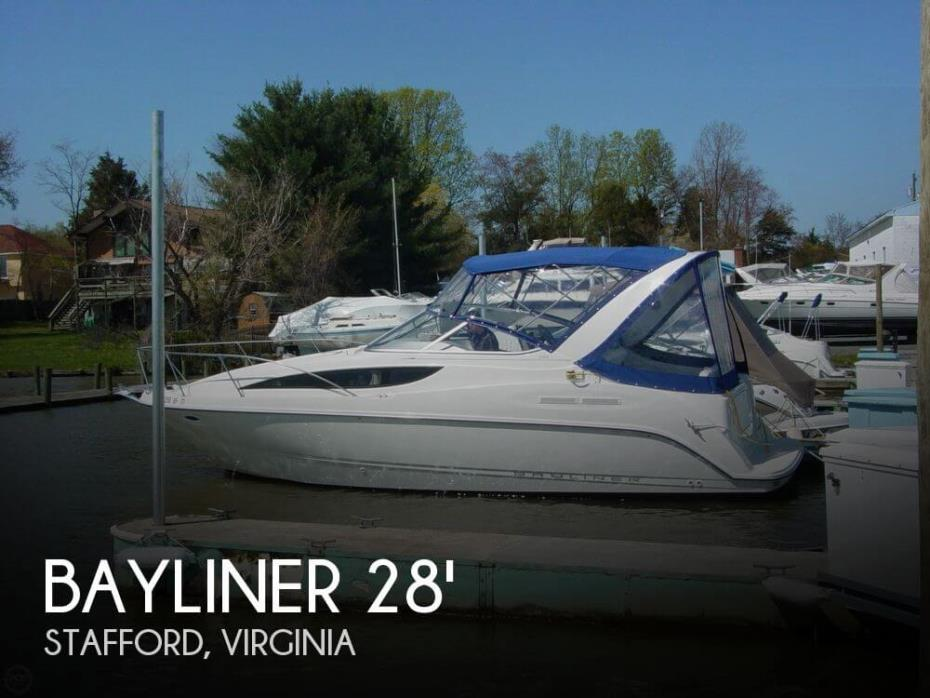 2004 Bayliner 285 Ciera SB