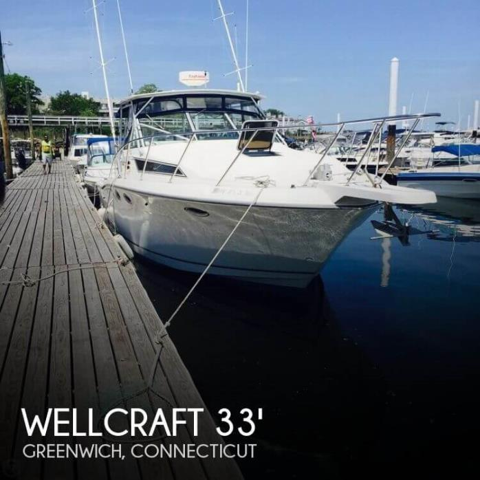 1995 Wellcraft 330 Coastal