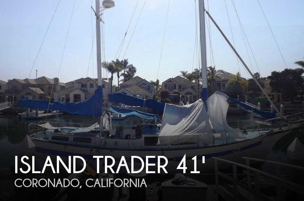 1976 Island Trader Freeport 41
