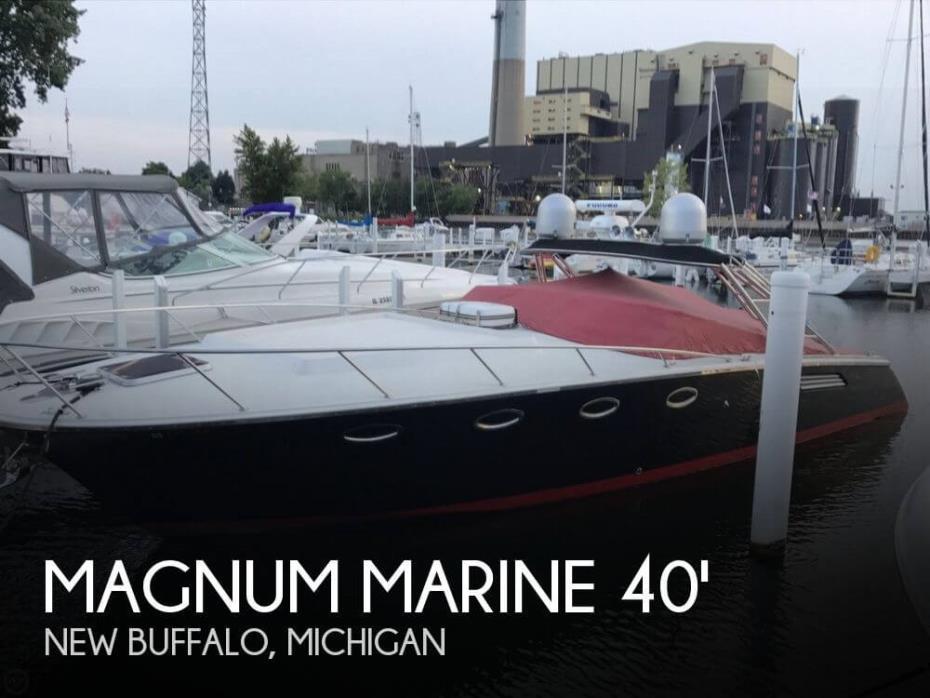 1984 Magnum Marine Custom 38